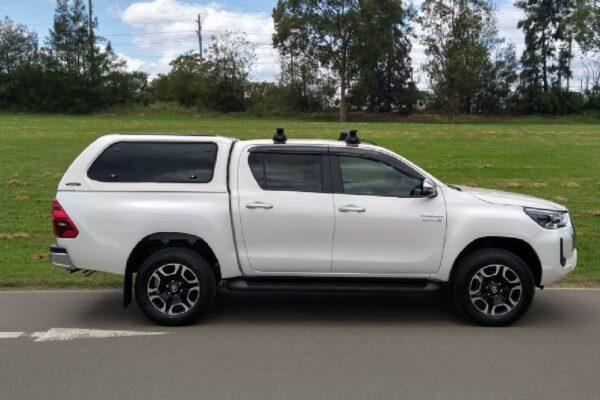 Toyota HIlux Canopy Razorback Fibreglass