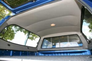 smm canopy interior lining