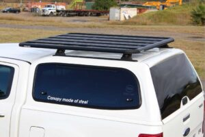 smm canopy with rhino rack pioneer platform on the roof