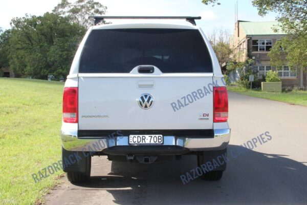 Razorback Steel Canopy VW Amarok