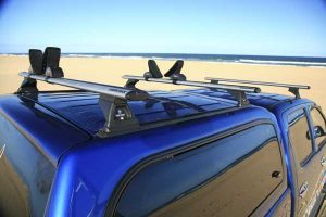 SMM Canopy roof rack track system